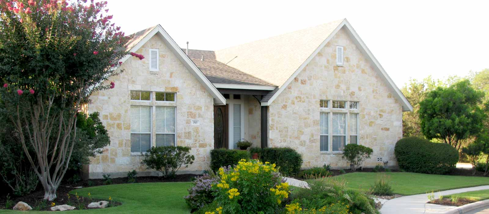 Residential Landscaping in San Antonio